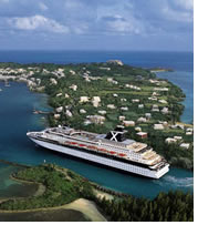 Celebrity Summit 7 Night Bermuda Cruise departs Cape ...