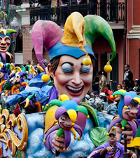 New Orleans Mardi Gras & Caribbean Gay Cruise 2018