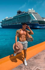 Celebrity Apex Caribbean Gay cruise