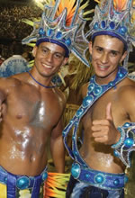 South America and Rio Carnival Gay group cruise 2018