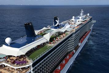 Transatlantic Celebrity Cruises - Seascanner.com