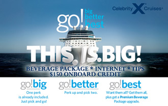 Celebrity Gay Group Cruises Go Big, Go Better, Go Best! Sale