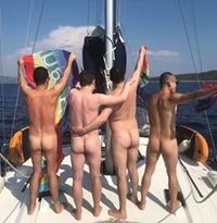 Croatia nude gay cruise