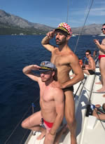 Gay Croatia Sailing Cruise
