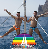 Greece Gay Sailing Pride Week 2018