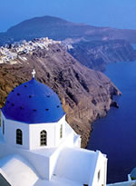 Santorini Gay Sailing Holidays