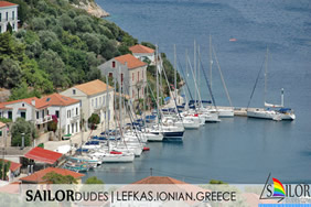 Ionian Sea Lefkada Greece Clothing Optional Gay Sailing