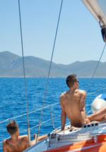 Greece Naked Gay Sailing Cruise