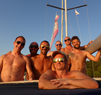 Australia Whitsunday Islands Gay Sailing Cruise