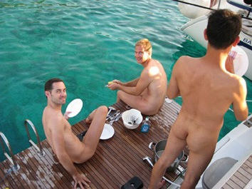 Croatia Clothing Optional Gay Sailing Cruise from ...