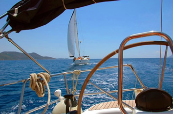 Brazil Clothing Optional Gay Sailing Cruise - Paraty