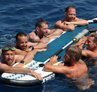 Croatia Islands Clothing Optional Gay Sailing Cruise