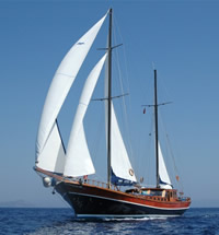 Dodecanese Islands (Kos) Greece Luxury Gay Sailing Cruise