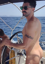 Greece Nude Gay Sailing Cruise