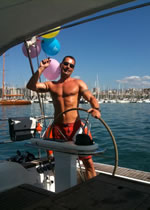 Mallorca & Ibiza Gay Sailing Cruise