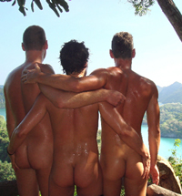 Thailand Naked Gay Sailing Cruise