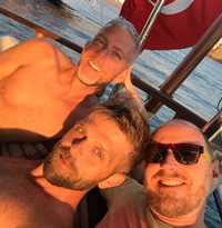 Turkey Luxury Gay Sailing Cruise
