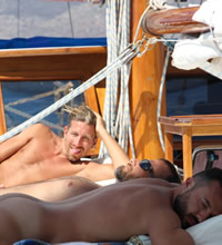 Turkey Luxury Gay Gulet Cruise