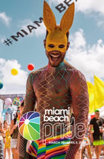Miami Beach Gay Pride cruise 2020
