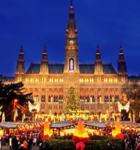 Vienna Christmas  All-Gay Cruise 2019