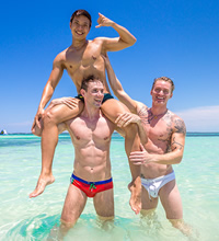 Atlantis Allure Caribbean Gay Cruise 2019