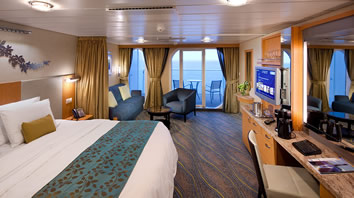 Allure of the Seas stateroom