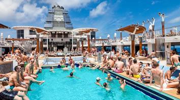 Atlantis Gay Mediterranean Cruise 2017