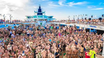 Atlantis gay cruise party