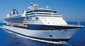 Mediterranean 2017 gay cruise on Celebrity Constellation