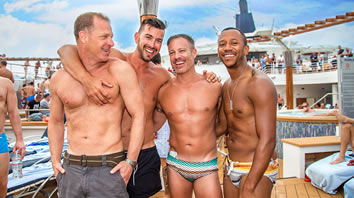 Gay Med cruise