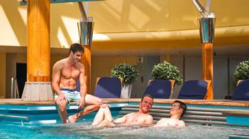 Mediterranean gay cruise holidays