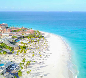 gay travel Aruba