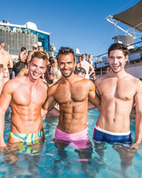 Europe's Largest All-Gay Cruise 2017