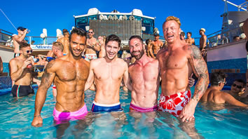 Europe's Largest Gay Cruise 2017