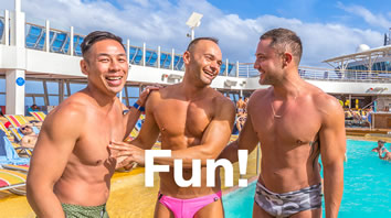 Gay cruises europe