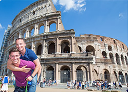 Rome, Greek Isles, and Istanbul All-Gay Mediterranean Cruise 2015