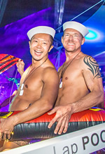Halloween in Mexico All-Gay Cruise 2016
