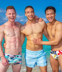 Dominican Republic gay only resort week