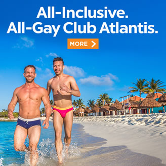 Atlantis Caribbean All-Gay Resort Holidays 2020