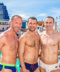 Rome to Barcelona All-Gay Mediterranean Cruise 2018