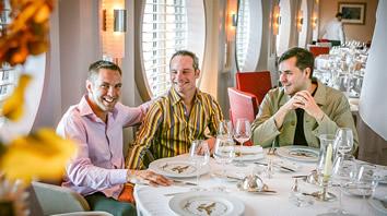 Atlantis Gay cruise dining