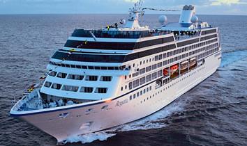 Atlantis South America Gay cruise on Oceania Regatta