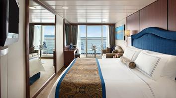 Oceania Regatta luxury staterooms