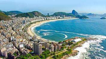 Rio de Janeiro gay cruise 2017
