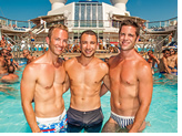 Mexicab Riviera Gay Cruise 2015