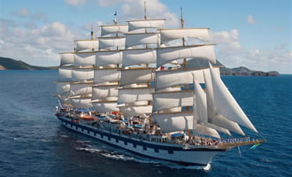 Royal Clipper Mediterranean Gay Cruise 2020