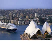 All-lesbian Australia and New Zealand Cruise Odyssey 2015