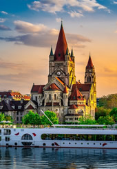 Berlin to Budapest Danube River All-Lesbian Cruise 2021