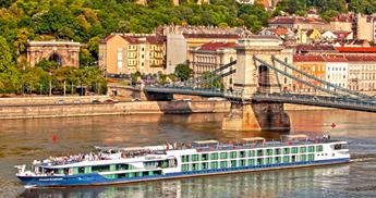 Lesbian friendly casual european river cruise