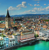 Switzerland to Amsterdam Rhine River All-Lesbian Cruise